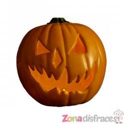 Figura de calabaza con luz Michael Myers 20 cm - Halloween IV - Imagen 1