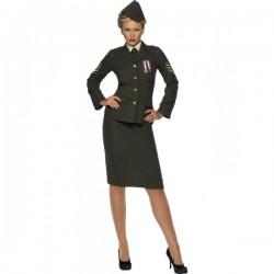 Disfraz de oficial de guerra - Imagen 1