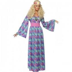 Disfraz de hippie elegante - Imagen 1