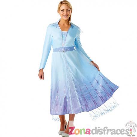 Disfraz de Elsa Frozen 2 para mujer - Imagen 1