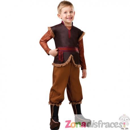 Disfraz de Kristoff deluxe para niño - Frozen 2 - Imagen 1