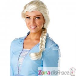 Peluca de Elsa Frozen 2 para mujer - Imagen 1