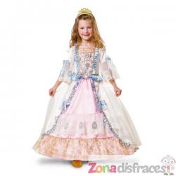 Disfraz Época del Barroco para niña - Imagen 1