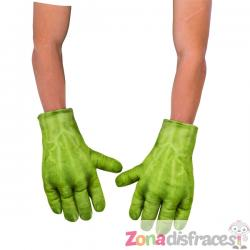 Guantes de Hulk acolchados - Imagen 1