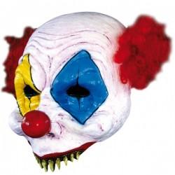 Máscara abierta Open Gus Clown Halloween - Imagen 1