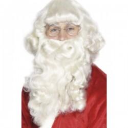 Barba de Santa de lujo blanca - Imagen 1