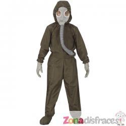 Disfraz nuclear infantil - Imagen 1
