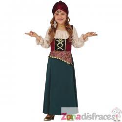 Disfraz de vidente para niña - Imagen 1