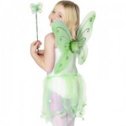 Alas verdes de mariposa - Imagen 1