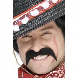 Bigote de bandido mexicano - Imagen 1
