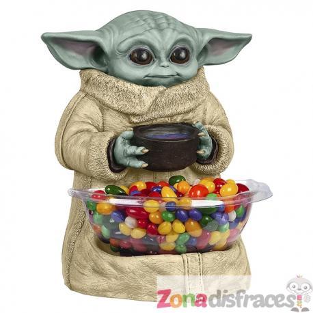 Portacaramelos de Baby Yoda The Mandalorian - Star Wars - Imagen 1