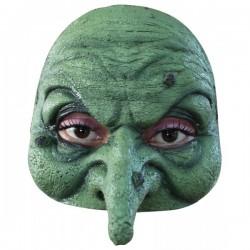 Máscara Half Mask Witch Halloween - Imagen 1