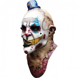 Máscara Mimo terror Halloween - Imagen 1