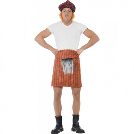 Kit falda escocesa - Imagen 1