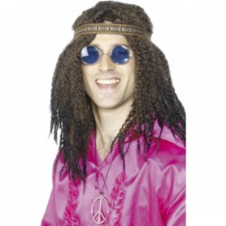 Kit hippie de hombre - Imagen 1