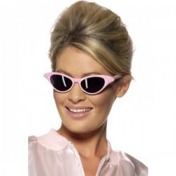 Gafas de sol rock and roll rosa - Imagen 1