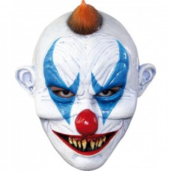 Máscara Clown Halloween - Imagen 1