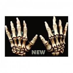 Manos Junior Skeleton Hands Bone-colored - Imagen 1