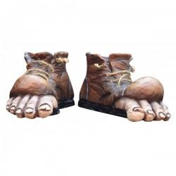 Zapatos Homeless Boots - Imagen 1