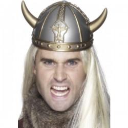 Casco de vikingo luchador - Imagen 1