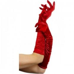 Guantes provocadores rojos - Imagen 1