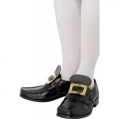 Hebilla metálica de zapato - Imagen 1
