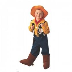 Disfraz de Woody Deluxe de Toy Story niño - Imagen 1