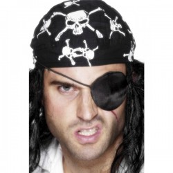 Parche pirata deluxe - Imagen 1