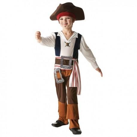 Disfraz de Jack Sparrow infantil - Imagen 1