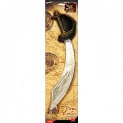 Parche y espada de pirata - Imagen 1