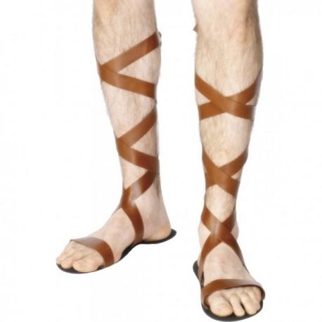 Sandalias romanas - Imagen 1