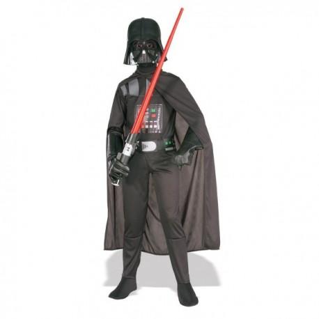 Disfraz de Darth Vader para niño - Imagen 1