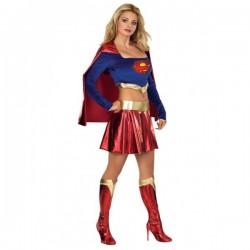 Disfraz de Supergirl - Imagen 1
