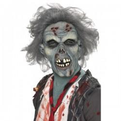 Máscara zombie en descomposición - Imagen 1
