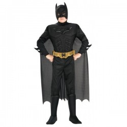 Disfraz de Batman TDK Rises Deluxe infantil - Imagen 1