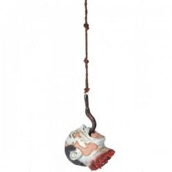 Cabeza decapitada en un gancho - Imagen 1