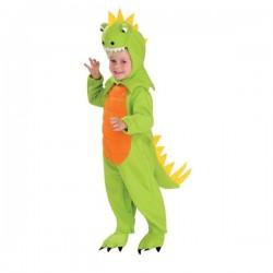 Disfraz de dinosaurio bebé - Imagen 1
