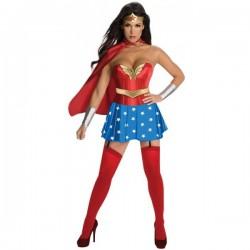 Disfraz de Wonder Woman sexy - Imagen 1