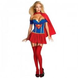 Disfraz de Supergirl sexy - Imagen 1