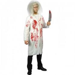 Bata blanca con sangre - Imagen 1
