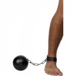 Bola y cadena de preso - Imagen 1
