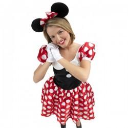 Disfraz de Minnie Mouse - Imagen 1