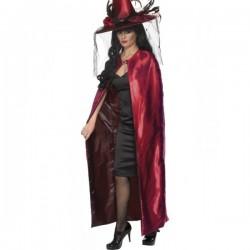 Capa de vampiro reversible para mujer - Imagen 1