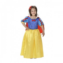 Disfraz de reina Nieves para niña - Imagen 1