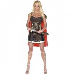 Disfraz de gladiadora Fever - Imagen 1
