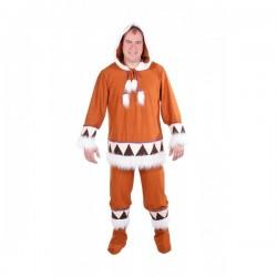 Disfraz de esquimal chico - Imagen 1