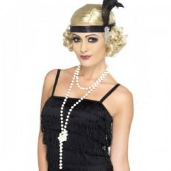 Collar largo de perlas - Imagen 1