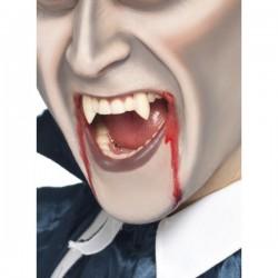 Colmillos de vampiro afilados - Imagen 1
