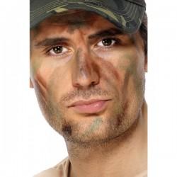 Maquillaje militar - Imagen 1
