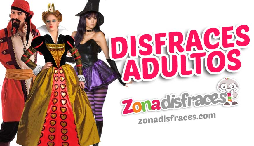 disfraces para adultos de zonadisfraces